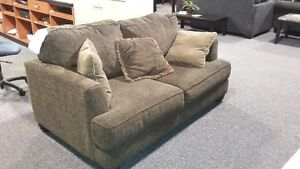 ASHLEY COURTLAND JUIPER LOVE SEAT $299