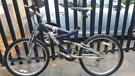 "Power Climber Mountain bike 24"" wheels"