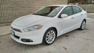2015 Dodge Dart Limited 38km Nav Remote Start Heated Wheel Seats