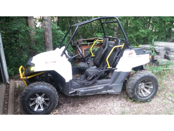 Used 2011 Pitster Pro Double X