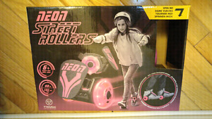 Street rollers for girls