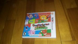 Freakyforms deluxe edition Nintendo 3ds