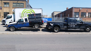 Cheap and affordable towing