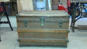 1800's Antique trunk