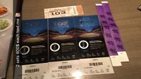 GREY CUP TICKETS & FIELD PASSES OBO