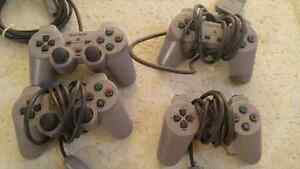 Ps1 console, controllers and rare games Stratford Kitchener Area image 2