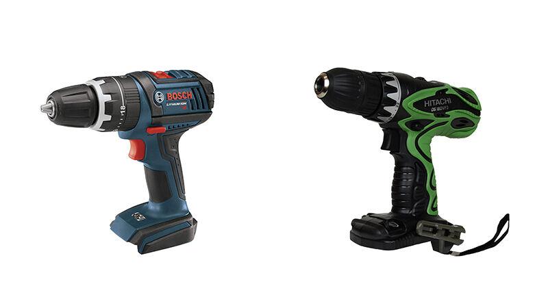 Bosch vs. Hitachi Power Tools
