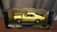1/!8 diecast ford mustang boss302