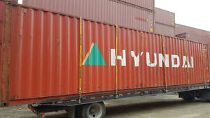 """USED STORAGE CONTAINER FOR SALE IN GRADE """"A"""" CONDITION Cornwall Ontario image 10"""