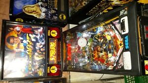 007 Golden eye pinball machine