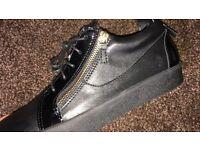 Giuseppe zanotti brand new with receipt size 10 not lv Gucci balenciaga Nike air max Ralph Lauren