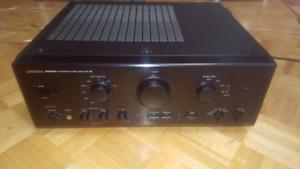 amplifier & processor