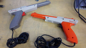 Light Gun usager pour NES
