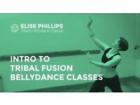 Intro to Tribal Fusion Dance Classes