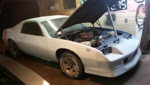 85 Camaro Z28 project car