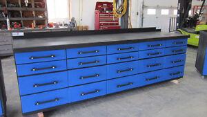 Custom built Workbenches