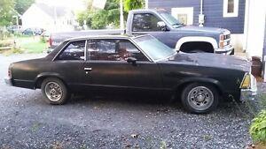 Chevelle Malibu 1981