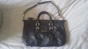 Coach Purse-Black