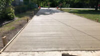 Concrete Stamped, Exposed, Standard Finishes