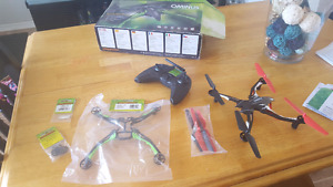 Rc drone quadcopter dronmida ready to fly