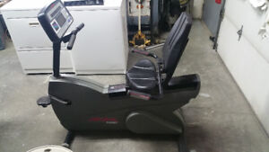 Life  fitness   life cycle 9500hr Exercise bike