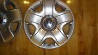Enjoliveurs/ hub caps VW Golf et Jetta 15'', comme neufs