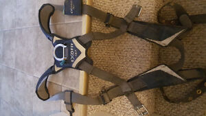 2 safety harnesses