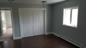 Newly finished two bedroom apartment