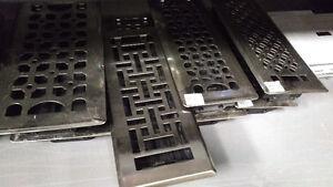 Metal Floor Vents   -   $3 each