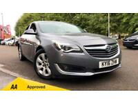 2016 Vauxhall Insignia 2.0 CDTi (170) ecoFLEX SRi Nav Manual Diesel Hatchback