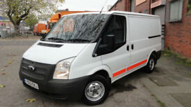 2012 Ford Transit 2.2TDCi ( 100PS ) ( EU5 ) 300S ( Low Roof ) 300 SWB
