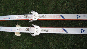 SKIs and POLES - multiple sizes (multi Items)