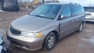 2004 ODYSSEY..JUST IN FOR PARTS AT PIC N SAVE! WELLAND