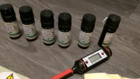 Candle making kit plus wax