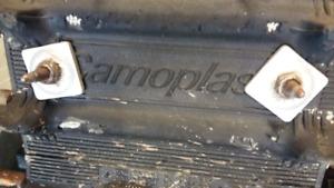 CHENILLE CAMOPLAST 15''X121''X1'' # 9954H