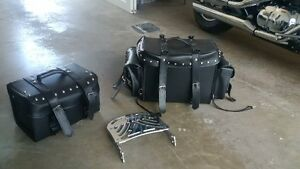 Luggage and carrier