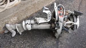 Johnson outboard 18 HP