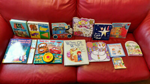 Toddler board books Mother goose, etc...$20 takes LOT
