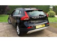 2014 Volvo V40 D2 Cross Country Lux with Crui Manual Diesel Hatchback
