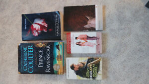 5 Books For Sale