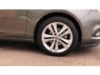 2017 Vauxhall Zafira 1.4T SRi 5dr Automatic Petrol Estate