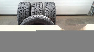 Set of 4 - Snow Tires and Rims PR205/55 R16