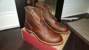NEW W BOX Red Wing Iron Ranger Copper Rough & Tough 8085 Size 12