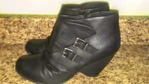 Call it Spring ankle boots sz 38.5 (8.5) ladies