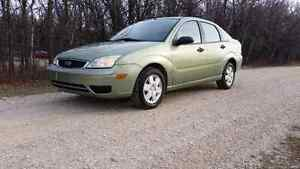2007 Ford Focus SE Automatic Winter+ Summer tires Remote Starter