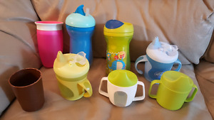 Tommee tippee baby & toddler cups