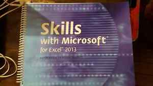 Skills with Microsoft for Excel 2013 Textbook