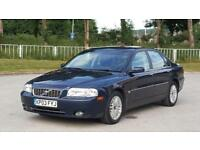 2003 Volvo S80 2.4 S 4dr