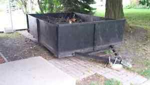 heavy duty trailer $450 obo