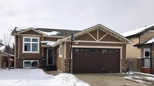 House for rent in Nobleford May 1